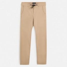 Spodnie dla chłopca Mayoral 6521-11 Beżowy
