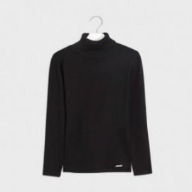 Sweter golf dla dziewczynki Mayoral 345-22 czarny