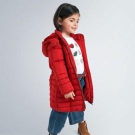 Kurtka zimowa dziewczęca Mayoral 4415-45 Czerwony