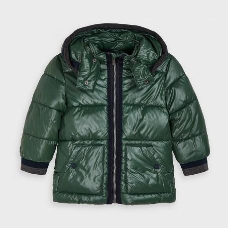 Kurtka zimowa chłopięca Mayoral 4478-86 Zielony
