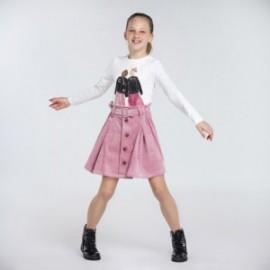 Spódnica sztruks dla dziewczynki Mayoral 7946-23 róż