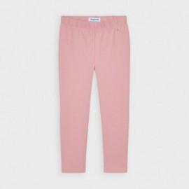 Leginsy długie dziewczęce Mayoral 717-43 Różowy