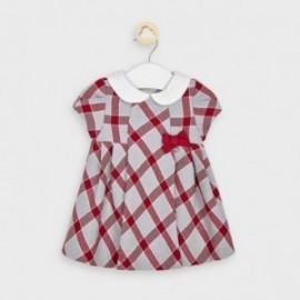 Sukienka elegancka dla dziewczynek Mayoral 2870-62 Czerwony