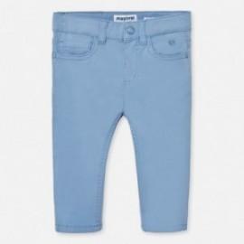 Spodnie slim fit chłopięce Mayoral 506-31 lawendowy