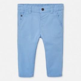 Spodnie klasyczne chłopięce Mayoral 522-48 Lawendowe