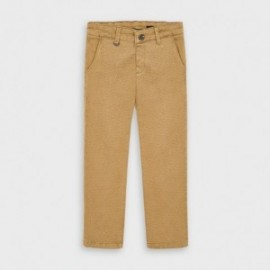 Spodnie chino chłopięce Mayoral 4529-69 Beżowy