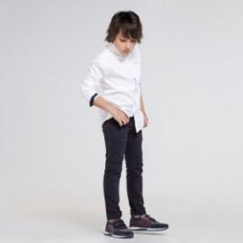 Spodnie chinos chłopięce Mayoral 7526-24 Granatowy