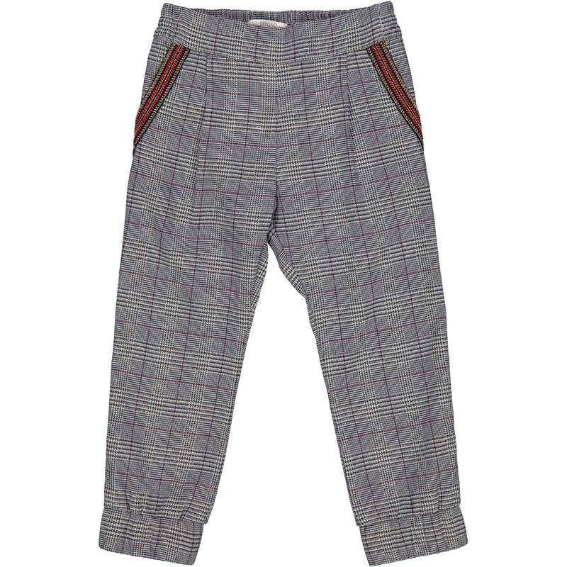 Spodnie dziewczęce Trybeyond 92194-95W szary