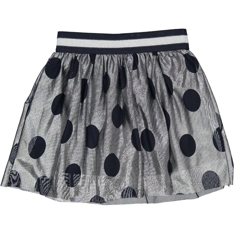 Spódnica dziewczęca z tiulu Trybeyond 95298-97Z czarna