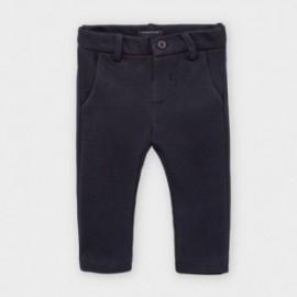 Spodnie wizytowe chłopięce Mayoral 2574-18 Granatowy