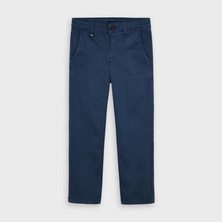 Spodnie chino chłopięce Mayoral 4529-71 Granatowy