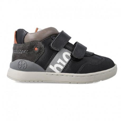 Sneakersy dla dzieci chłopięce Biomecanics 201211 granat