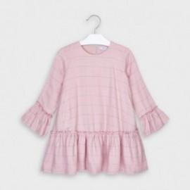Sukienka kratka dla dziewczynki Mayoral 4973-91 róż