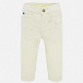 Spodnie dla chłopca Mayoral 1554-6 Szary