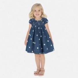 Sukienka jeansowa dziewczęca Mayoral 3949-5 Jeans