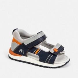 Sandały dla chłopca Mayoral 41200-40 Granatowy
