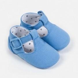 Buciki niechodki chłopięce Mayoral 9276-18 Niebieski