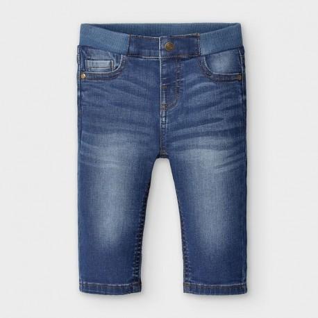 Spodnie jeansowe chłopięce Mayoral 30-26 Niebieski
