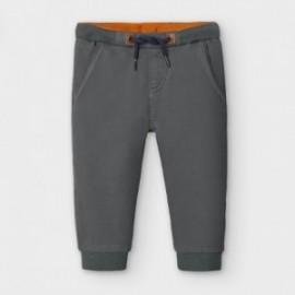 Spodnie joggery chłopięce Mayoral 2579-79 Szary