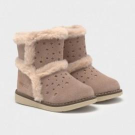 Trzewiki zimowe dla dziewczynki Mayoral 42132-41 Różowy