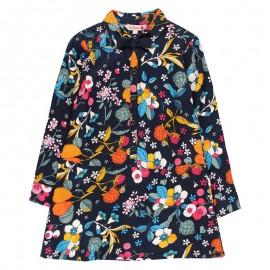 Sukienka dla dziewczynki Boboli 431008-9390 kolor kolorowy