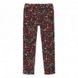 Spodnie dla dziewczynki Boboli 411073-9389 kolor kolorowy
