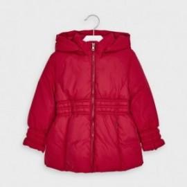 Kurtka zimowa dziewczęca Mayoral 415-94 Czerwony