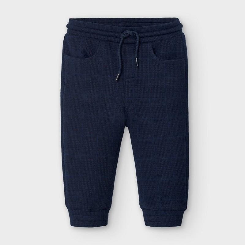 Spodnie joggery chłopięce Mayoral 2583-4 Granatowy