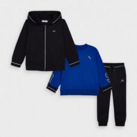 Dres 2 bluzy i spodnie chłopięcy Mayoral 4819-22 Niebieski