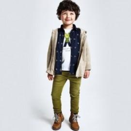 Spodnie chłopięce Mayoral 4533-19 kolor zielony