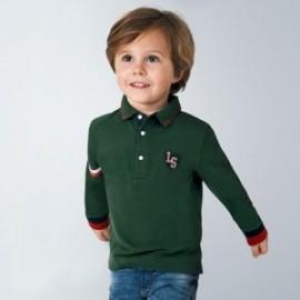 Koszulka polo chłopięca Mayoral 4134-26 kolor zielony