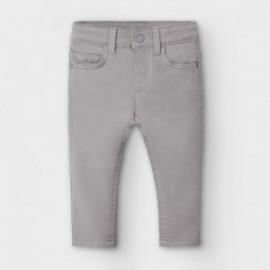 Spodnie chłopięce Mayoral 563-80 kolor szary