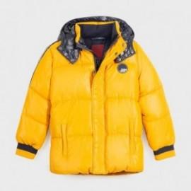 Kurtka zimowa chłopięca Mayoral 7467-94 Żółty