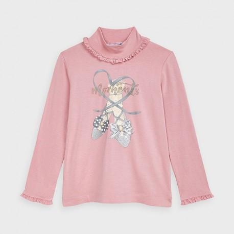 Półgolf dla dziewczynki Mayoral 4059-29 Różowy