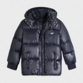 Kurtka zimowa dla chłopaka Mayoral 7467-95 Granatowy