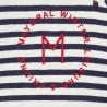 Dres podwójny chłopiec Mayoral 2888-71 Bordowy