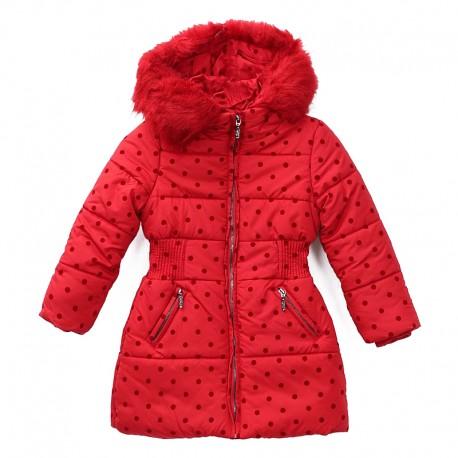 Kurtka zimowa dziewczęca Trybeyond 97471-95Z Czerwony