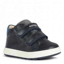 Sneakersy chłopięce Geox B044DD-08522-C4002 Granatowy