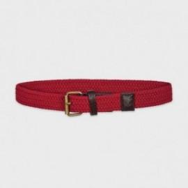 Pasek dla chłopca Mayoral 10916-71 Czerwony