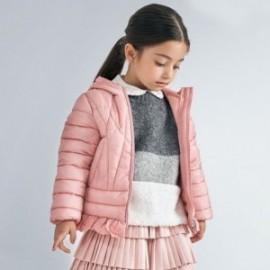 Kurtka zimowa dziewczęca Mayoral 4417-85 różowa