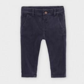 Spodnie klasyczne dla chłopców Mayoral 521-13 Granatowe