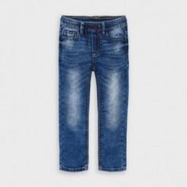 Spodnie joggery chłopięce Mayoral 4540-15 Niebieski