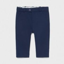 Spodnie eleganckie dla chłopca Mayoral 1570-45 Granatowy