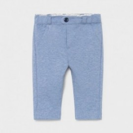 Spodnie eleganckie dla chłopca Mayoral 1570-46 Niebieski
