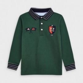 Koszulka polo chłopięca Mayoral 4136-48 Zielony