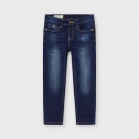 Spodnie jeansowe chłopięce Mayoral 3572-12 Granatowy