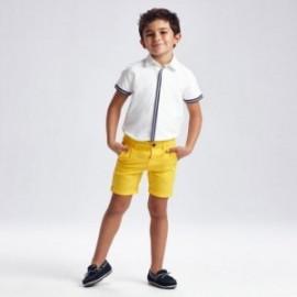 Bermudy dla chłopców Mayoral 202-45 Żółty