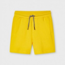 Bermudy dla chłopca Mayoral 611-41 Żółty