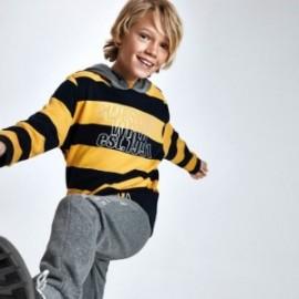 Dres sportowy dla chłopaka Mayoral 7809-60 Żółty