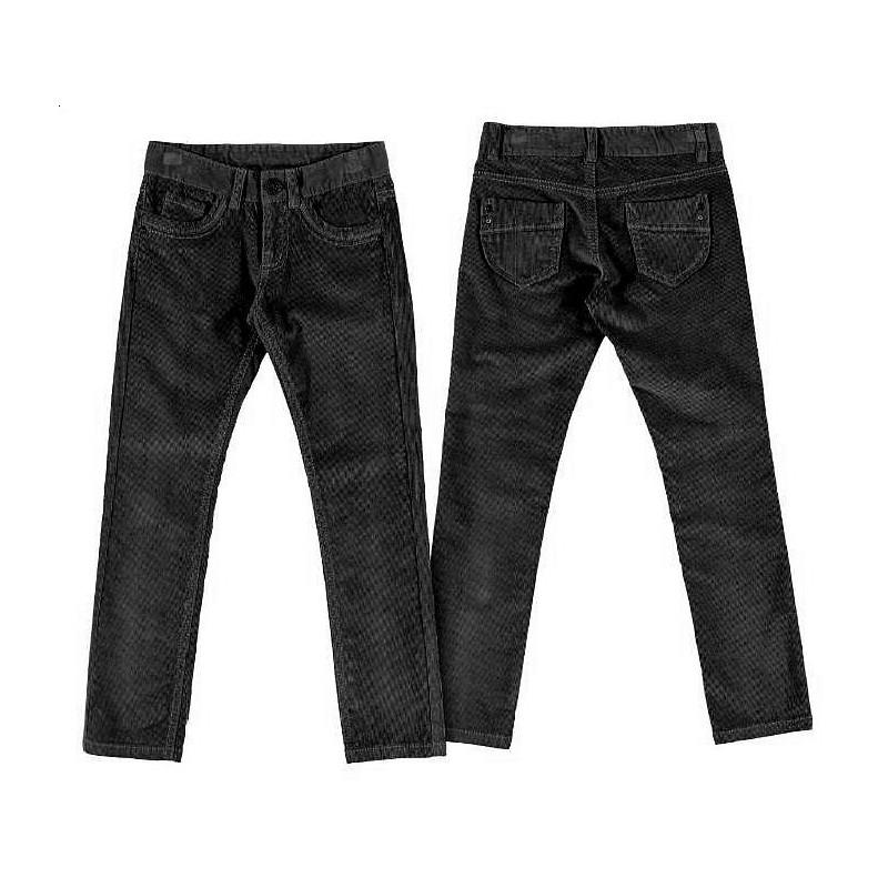 Spodnie sztruks Mayoral 559 czarne